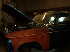 1960 LARK FRONT FENDERS ONLY CAR NOT FOR SALE