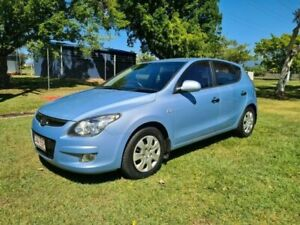 2010 Hyundai i30 FD MY10 SX 4 Speed Automatic Hatchback Bungalow Cairns City Preview