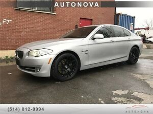 ***2011 BMW 535I XDRIVE***AWD/AUTO/SUNROOF/LETHER/514-812-8505