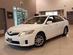 2010 Toyota Camry HYBRID **ALLOYS-ROOF-1 OWNER**