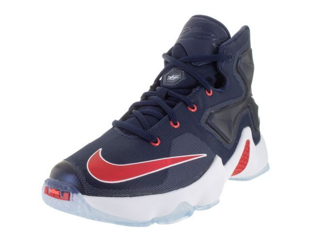 NIKE LEBRON XIII GS KIDS SHOES SIZE 7Y BRAND NEW 808709 461