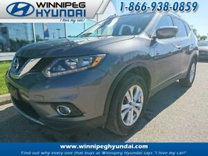 2016 Nissan Rogue SV AWD CVT Heated Seats No Accidents