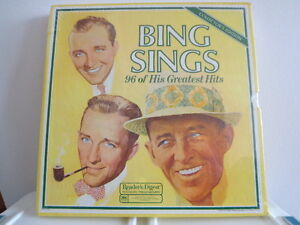 Collectible New Unopened Bing Sings 1978