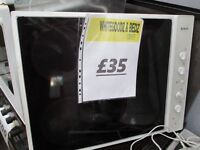 *CERAN WHITE ELECTRIC CERAMIC HOB IN GOOD CONDITION & IN GOOD WORKING ORDER*