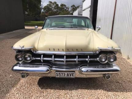 COLLECTABLE CLASSIC CARS  - 1959 Imperial Southhampton Coupe