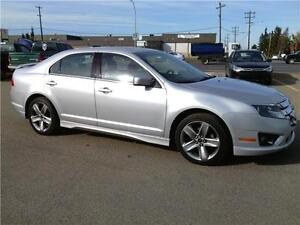 2010 Ford Fusion AWD SPORT WE DO FINANCING!! APPLY NOW!