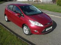 Ford Fiesta 1.25 ( 82ps ) 2010.5MY Zetec ONLY 40500 Mls Very Clean Service Histo