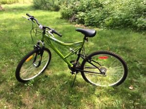 """26"""" Green Supercycle Mountain Bike Gently Used"""