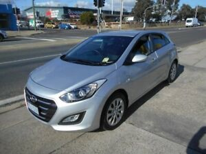 2015 Hyundai i30 GD3 Series II MY16 Active DCT Silver 7 Speed Sports Automatic Dual Clutch Hatchback Fyshwick South Canberra Preview