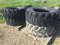 Set of 4 17.5x25 loader tires Edmonton Edmonton Area Preview