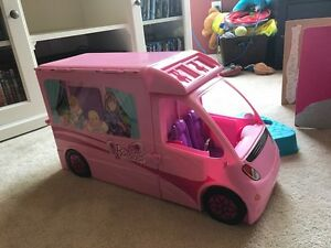 Barbie Motorhome