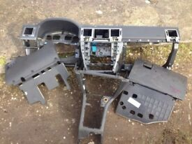 Left hand drive dashboard for Vauxhall Vectra C