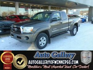 2011 Toyota Tacoma 4x4 *Low kms!
