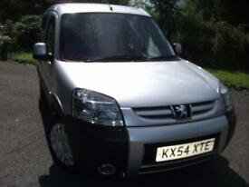 2004 54 PEUGEOT PARTNER 2.0 COMBI ESCAPADE HDI 5D 89 BHP ** PART EX CHANGE TO CL