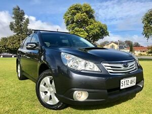 2010 Subaru Outback B5A MY10 2.0D AWD Grey 6 Speed Manual Wagon Somerton Park Holdfast Bay Preview
