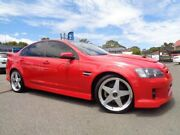 2007 Holden Commodore VE SS-V Red 6 Speed Automatic Sedan Pooraka Salisbury Area Preview
