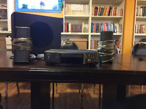 Denon 2.1 Stereo DVD CD Player