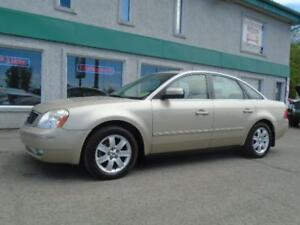 Ford Five Hundred AWD 2005, Impeccable......Seulement 106000KM!!