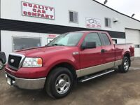 2007 Ford F-150 XLT Like new condition!! Only 90762km's!!!! Red Deer Alberta Preview