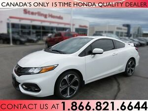 2015 Honda Civic Si | NO ACCIDENTS | 1 OWNER