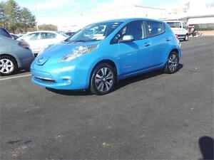 2014 Nissan Leaf SL ONLY 15,916 MILES!