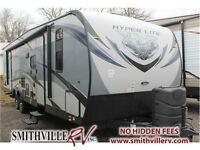 2016 FOREST RIVER XLR HYPERLITE 29HFS