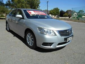 2009 Toyota Aurion GSV40R 09 Upgrade AT-X Silver 6 Speed Sequential Auto Sedan Nailsworth Prospect Area Preview