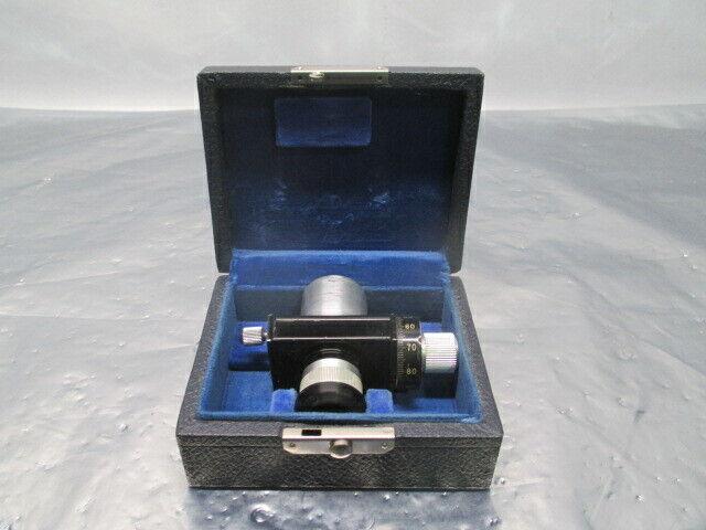 Bausch & Lomb B&L Microscope FILAR Eyepiece Micrometer Objective Module, 100272