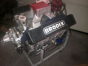 SBC Race engine available