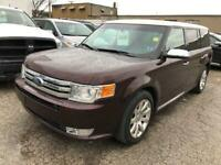 2009 Ford Flex Limited AWD DVD/NAVI/CAMERA/6 PASS.