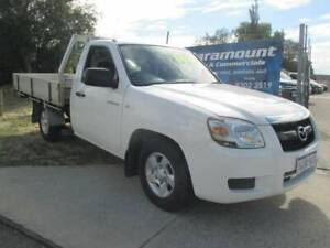 2007 MAZDA BT50 -- TURBO DIESEL-- ALLOY TRAY-- Wangara Wanneroo Area Preview