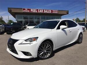 2014 Lexus IS 250 IS250|SUNROOF|FSPORT|2.5L FUELEFFICIENT