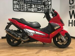 2007 Gilera Nexus 500 Road Bike 460cc