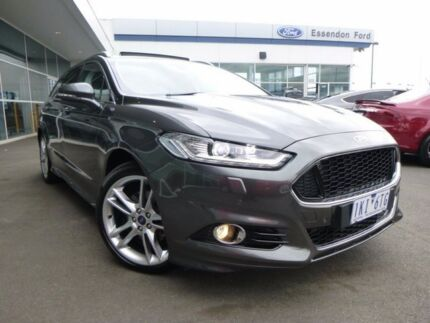 2017 Ford Mondeo MD 2017.50MY Titanium PwrShift Magnetic 6 Speed Sports Automatic Dual Clutch Wagon