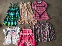 Girls 6-7 bundle - 6 items (GAP, Mothercare, Moshi Monster, M&S Autograph)