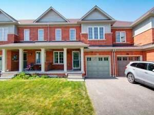 ****BEAUTIFUL 3 BED TOWNHOME FOR LEASE IN AJAX*****