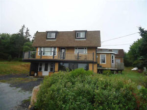 3 Bedroom Home, Portuguese Cove, Lots of Potential