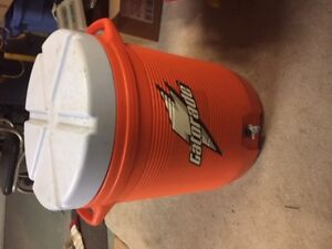 Large Gatorade Cooler