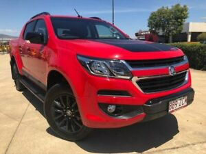 2018 Holden Colorado RG MY18 Z71 Pickup Crew Cab Red 6 Speed Sports Automatic Utility Garbutt Townsville City Preview