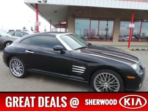 2004 Chrysler Crossfire LIMITED Leather,  Heated Seats,  A/C,  L