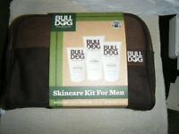 Treat your man this Easter. Bulldog Skincare Gift Set for Men WASH BAG