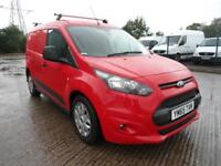 2016/65 Ford Transit Connect 1.6TDCi L1 Trend 25K/Miles 3 Seats