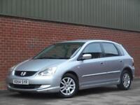 2004 Honda Civic 1.6 i-VTEC SE Hatchback 5dr AUTOMATIC