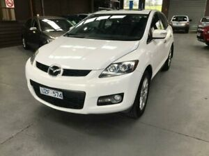 2007 Mazda CX-7 ER Luxury (4x4) White 6 Speed Auto Activematic Wagon Dandenong South Greater Dandenong Preview