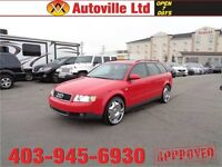 2004 Audi A4 1.8T  Wagon Quattro AWD Rims EVERYONE APPROVED!!