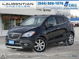 2013 Buick Encore LEATHER INTERIOR!! SUNROOF!! CERTIFIED!!!