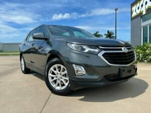 2018 Holden Equinox EQ MY18 LS+ FWD Grey 6 Speed Sports Automatic Wagon Garbutt Townsville City Preview