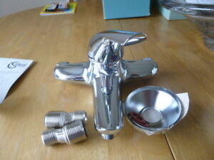 IDEAL CERAPLAN NEW BATH/SHOWER MIXER CHROME B 3697 AA FREE UK POSTAGE