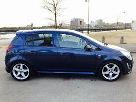 VAUXHALL CORSA 1.4 SRI 5d 98 BHP 5 DOOR SPORTY CORSA (blue) 2011