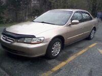 2002 Honda Accord LE Sedan